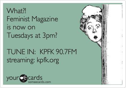feminist magazine